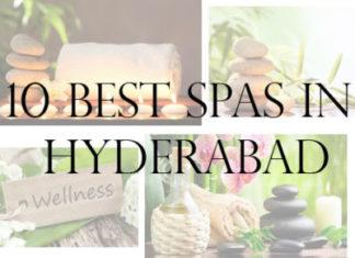 10 best spas in Hyderabad