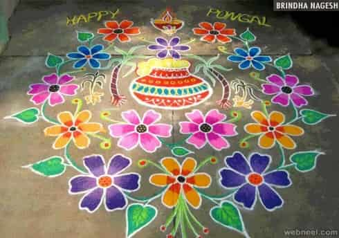 25-best-pongal-kolam-designs