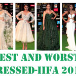 Best and Worst Dressed Actresses: IIFA 2016 Red Carpet