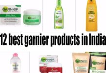 12-best-garnier-products-in-India