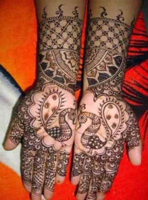 25-awesome-marwari-mehendi-designs-for-hands-and-legs(14)