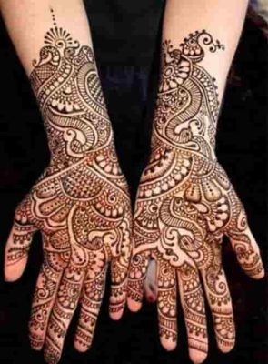 25-awesome-marwari-mehendi-designs-for-hands-and-legs(17)