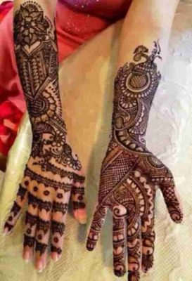 25-awesome-marwari-mehendi-designs-for-hands-and-legs(19)
