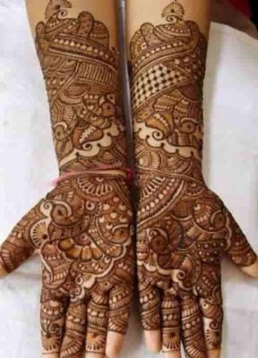 25-awesome-marwari-mehendi-designs-for-hands-and-legs(4)