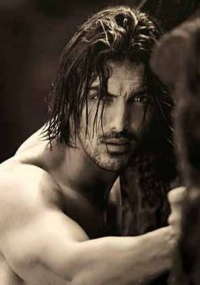 Bollywood-Celebrities-with-long-hair-john-abraham(10)
