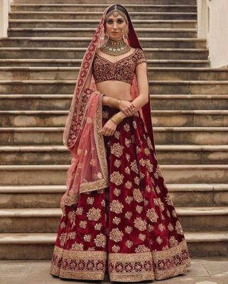 Bollywood celebrity lehenga online india