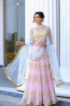 Buy celebrity lehengas online shopping