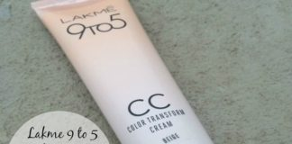 Lakme-9-To-5-Color-Transform-CC-Cream-review-swatches-price