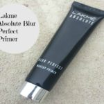 Lakme Absolute Blur Perfect Primer: Review, Swatches