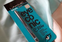 Lakme-eyeconic-22hr-kajal-black-review-swatches-price-buy-online