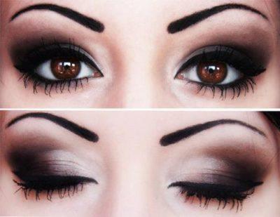 Good Eye Makeup For Round Faces Saubhaya Makeup