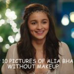 Top 10 Photos Of Alia Bhatt Without Makeup