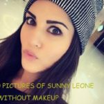 10 Best Pictures of Sunny Leone Without Makeup