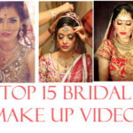 15 Best Indian Bridal Makeup Videos and Tutorials