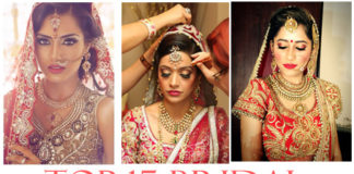 Top 15 bridal make up videos
