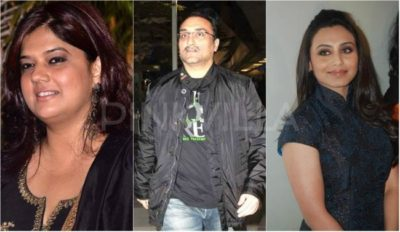 Rani Mukerjee And Aditya Chopra Love Affair