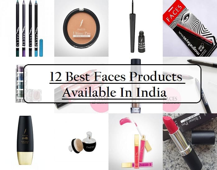 Best Faces Cosmetics Products In India