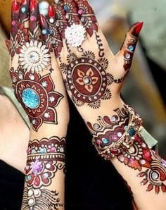 50-best-floral-mehndi-designs12