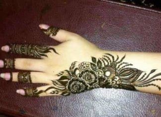 50-best-floral-mehndi-designs