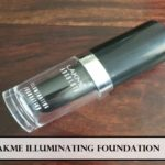 Lakme Absolute Illuminating Foundation Review, Swatches: Beige Glimmer