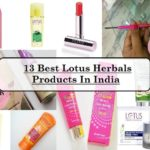 13 Best Lotus Herbals Products In India
