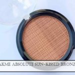 Lakme Absolute Sunkissed Bronzer: Review, Swatches