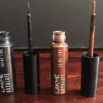 Lakme Absolute Shine Line Eyeliners: Review, Swatches, Shades, Price