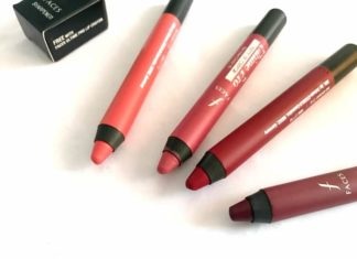 Faces-ultime-pro-matte-lipcrayon-reviews