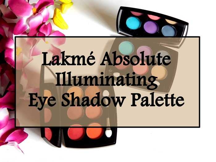 Lakme Absolute Illuminating Eye Shadow Palettes