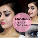 Tutorial: How To Christian Bridal Makeup Look (Romantic Pink)